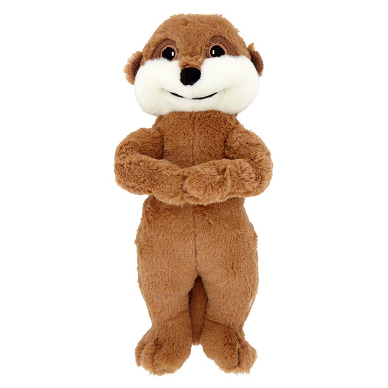 Dog Toys For Boys : Dog toy squeaky meerkat plush inch good boy high
