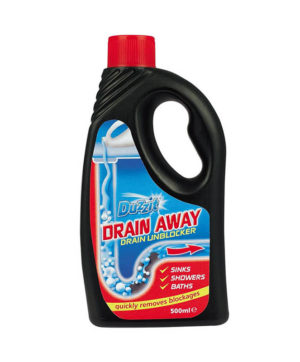Drain Away Liquid Drain Cleaner 500ml