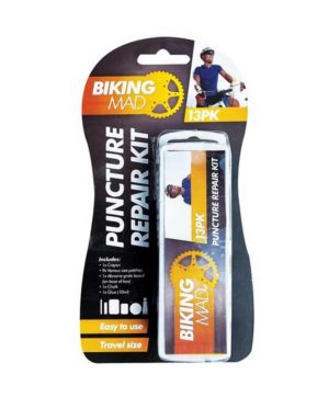 Puncture Repair Kit 13 Piece Boxed For Bicycle