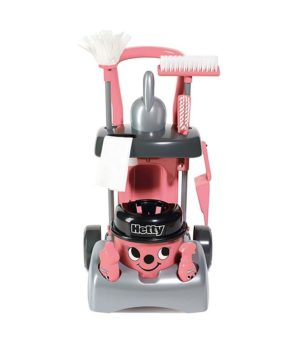 Casdon 675 Deluxe Hetty Cleaning Trolley