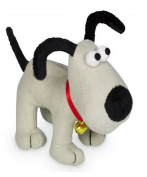 Nobby 71943 Plush Dog with Catnip 12cm