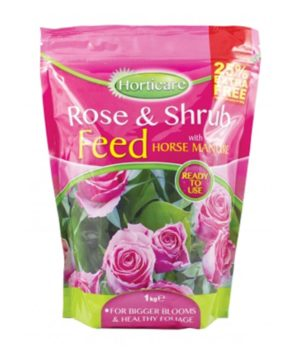 Rose and Shrub Fertilser 1kg