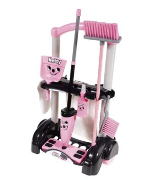 Casdon 631 Toy Hetty Cleaning Trolley
