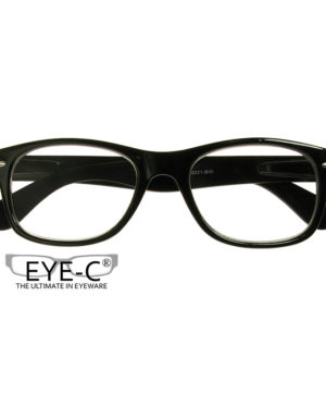 Reading Glasses Billi 1.5 Shiny Black