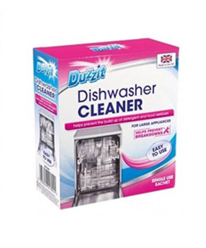 Dishwasher Cleaner Sachet Pack Duzzit