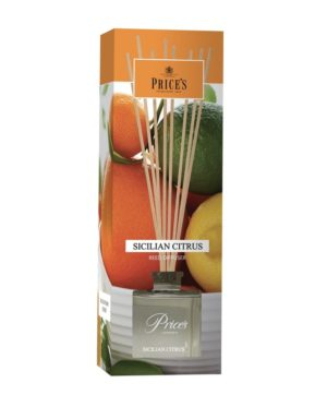 Prices Reed Diffuser Sicilian Citrus 100ml