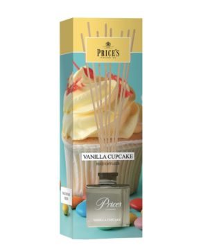 Prices Reed Diffuser Vanilla Cupcake 100ml