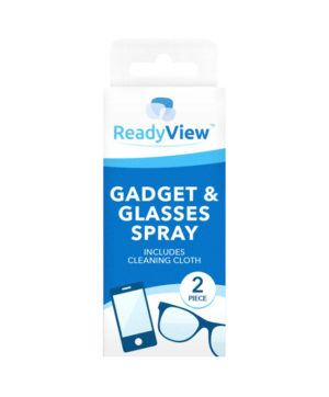Gadget & Glasses Spray 50ml With Cloth