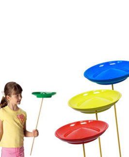 Toy Spinning Plates Set