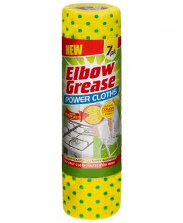 Elbow Grease Power Cloths 7pk